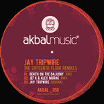 TRIPWIRE, Jay - The Sixteenth Floor Remixes (Front Cover)