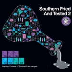 VARIOUS - Southern Fried & Tested 2 (Front Cover)