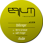 DILLINGER - Afro Groove (Front Cover)