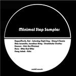 REGENMUSIK & RAT/ALEX JARAMILLO/JONATHAN ARLEY/DANASE/AURA/NOAY JABOK - Minimal Step Sampler (Front Cover)