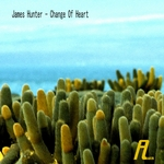 HUNTER, James - Change Of Heart (Front Cover)
