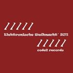 VARIOUS - Elektronische Weihnachta 2011 (Front Cover)