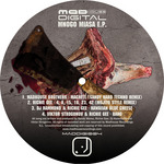 MADHOUSE BROTHERS/RICHIE GEE/DJ HAMMOND/VIKTOR STROGONOV - Mnogo Miasa EP (Front Cover)