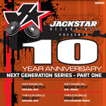 KID RASCAL/TREVOR BENZ - Next Generation Series: Part One (Front Cover)