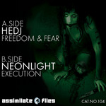 NEONLIGHT/HEDJ - Execution (Front Cover)