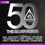 VARIOUS - 50 (The Silver Album) (Front Cover)