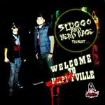 SLUGGO/NERD RAGE/ITCHY ROBOT/POINT BLANK - Welcome To Scumville (Front Cover)
