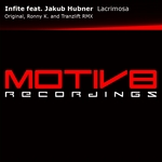 INFITE feat JAKUB HUBNER - Lacrimosa (Front Cover)