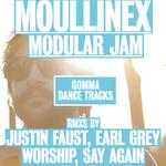 MOULLINEX - Modular Jam (remixes) (Front Cover)