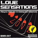 GALVAN, Rayco/EZEQUIEL ASENCIO - Love Sensation EP (Front Cover)