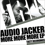 AUDIO JACKER - More More More EP (Front Cover)