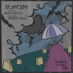 KONCEPT feat ROYCE DA 5'9 - Watch The Sky Fall (Front Cover)