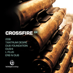 VARIOUS - Crossfire EP (Front Cover)