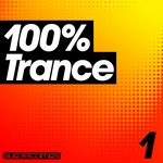VARIOUS - 100% Trance: Volume One (Front Cover)