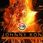 KON, Johnny - Burning Wreckage (Front Cover)