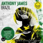 JAMES, Anthony - Brazil (Front Cover)