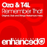 OZA & T4L - Remember That (Front Cover)