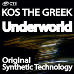 KOS THE GREEK - Underworld (Front Cover)