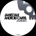 TALK, James/ANDROID CARTEL - Mafumi (Front Cover)