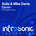 SOLIS & MIKE DANIS - Eleven (Front Cover)