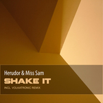 HERUDOR & MISS SAM - Shake It (Front Cover)