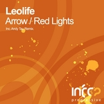 LEOLIFE - Arrow EP (Front Cover)