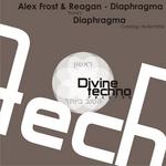 FROST, Alex & REAGAN - Diaphragma (Front Cover)