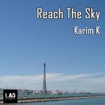 KARIM K - Reach The Sky (Front Cover)