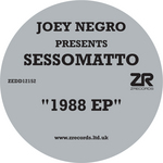 NEGO, Joey pres SESSOMATTO - 1988 EP (Front Cover)