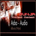 GUNJA - Violent Content (Front Cover)