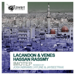 LACANDON/VENES/HASSAN RASSMY - Imotep (Front Cover)