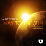 VOLODIN, Andre - Way To The Sun (Front Cover)