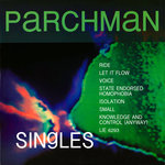 PARCHMAN - Singles (Front Cover)