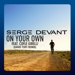 DEVANT, Serge feat COYLE GIRELLI - On Your Own (Front Cover)