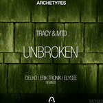 MTD/TRACY - Unbroken EP (Front Cover)