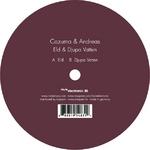 CAZUMA & ANDREAS - Eld/Djupa Vatten (Front Cover)