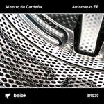 DE CARDENAS, Alberto - Automatas EP (Front Cover)