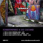 MENDEZ, Robert/LEO CAETANO - Por La Calle (Back Cover)