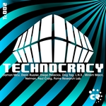 VARIOUS - Technocracy 002 (Front Cover)