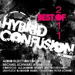 BROTHERS - Best Of Hybrid Confusion 2011 (Front Cover)