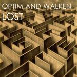 OPTIM & WALKEN/GARY OPTIM/MICHAEL WALKEN - Lost EP (Front Cover)