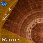 VARIOUS - Rave Volume 4 (Front Cover)