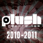 VARIOUS - Plush Compilation 01 (Front Cover)
