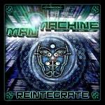 MAN MACHINE - Reintegrate (Front Cover)
