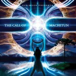 VARIOUS - The Call Of Machitun By Ovnimoon (Front Cover)