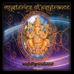 VARIOUS/OVNIMOON - Mysteries Of Psytrance (unmixed DJ tracks) (Front Cover)