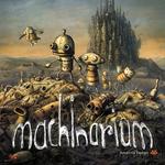 TOMAS DVORAK - Machinarium Soundtrack (Front Cover)