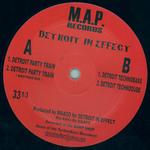 DETROIT IN EFFECT - Detroit Party Train (Front Cover)