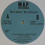 DETROIT IN EFFECT - Work It (Front Cover)