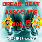 VARIOUS - Breakbeat Associate Vol 5 (Front Cover)